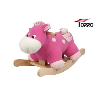 TORRO infant rocking horse *Nele* with baby and music!