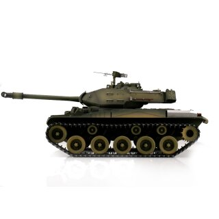 M41 Walker Bulldog mit Metallketten 2.4 GHz-Edition Airbrush 6mm BB