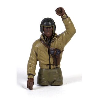 1/16 Figur Private D. George Halbfigur