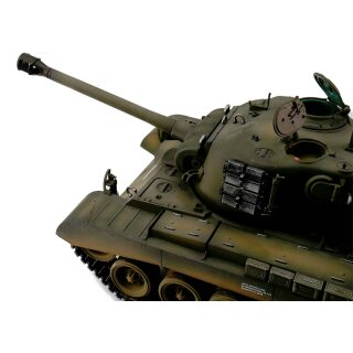 2.4 GHz Version M26 Pershing Snow Leopard 2.4 GHz-Edition Airbrush