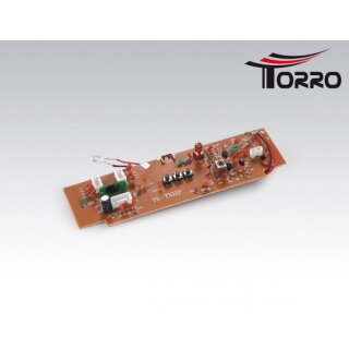 Board for the Heng Long tank Sound & Smoke remote control 27MHz -crystal with exchange option