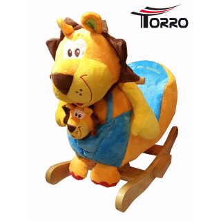 Torro Rocking Lion SUPERKIMBA with Music and Baby Ride on Toy