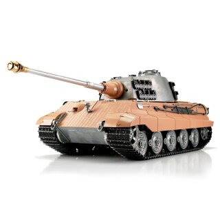 1/16 RC Kingtiger Henschel turrent metal edition...