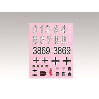 Jagdpanther - spare part - Decal-Set