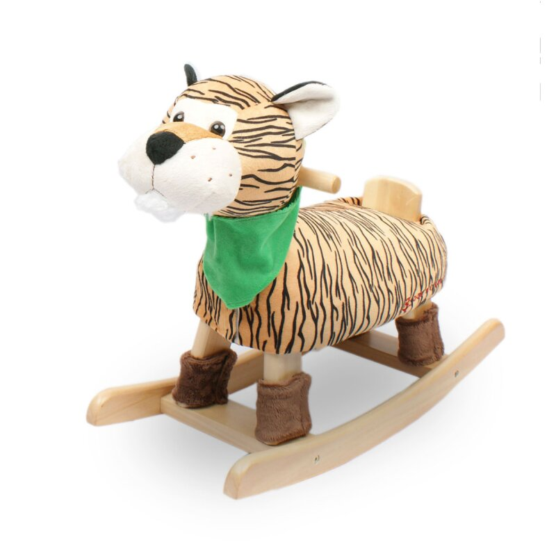 Kid rocking tiger *Sweet Kimba* ride-on-toy rocking horse