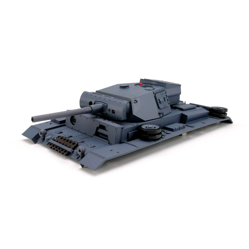 Panzer 3 - spare part - Upper hull with turret BB Version