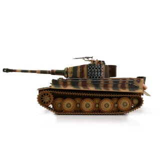 1/16 RC Tiger 1 Late Production Tank IR