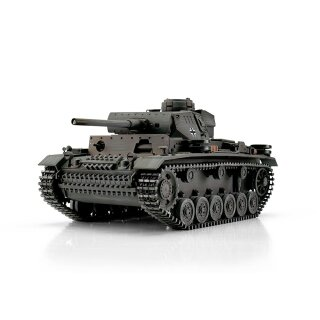 1/16 RC Panzer tank III version L metal edition BB
