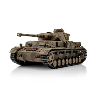 1/16 RC Panzer Tank IV. version G metal edition...