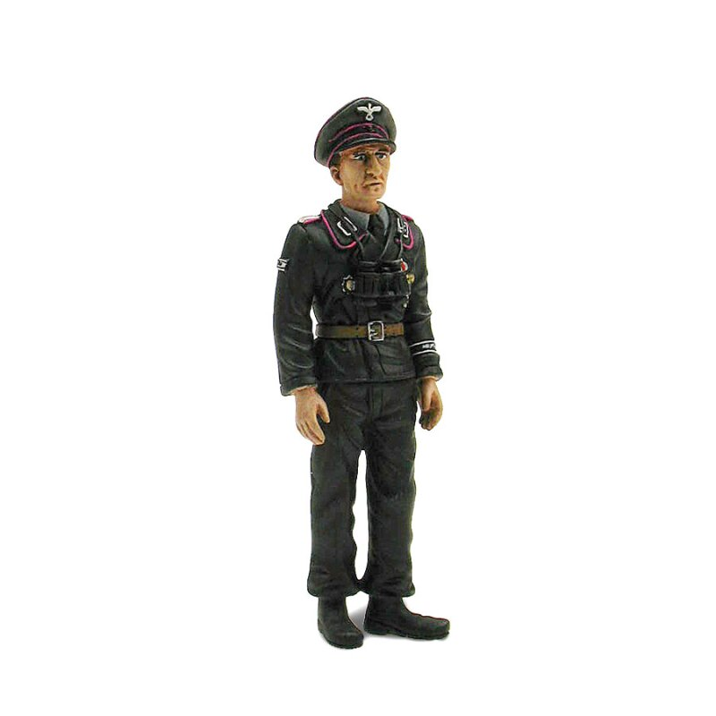 1/16 Figur Major Ernst Johann Tetsch