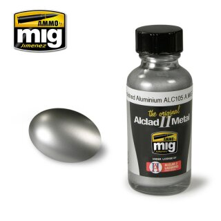 POLISHED ALUMIMIUM ALC105