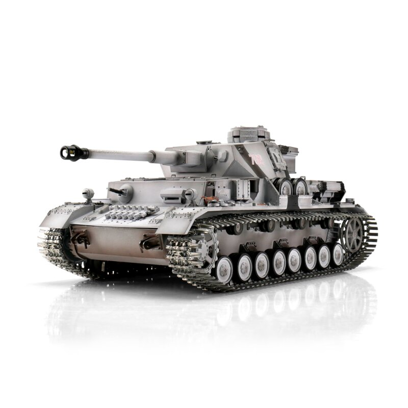 1/16 RC PzKpfw IV Ausf. G winter IR