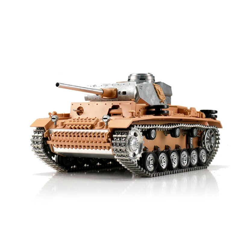 1/16 RC Panzer III BB