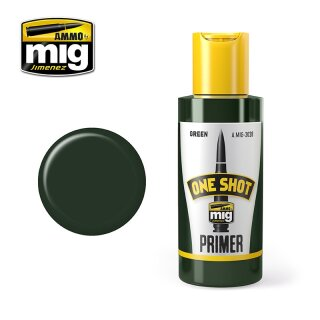 ONE SHOT PRIMER ? GREEN