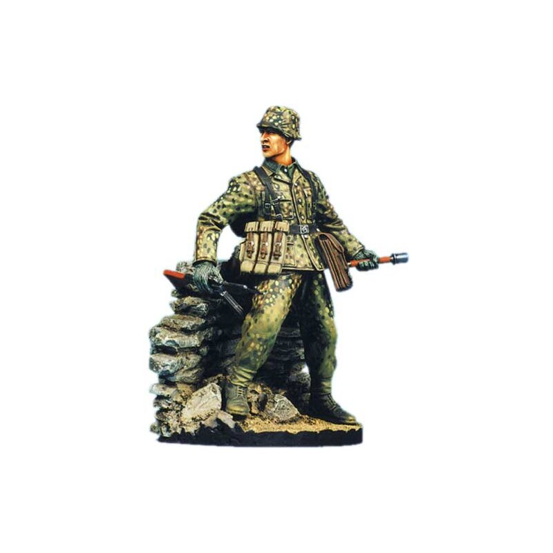 1/16 Figurenbausatz Grenadier WW II